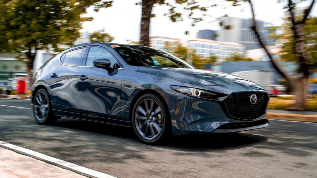 2021 Mazda 3 Sedan Pictures