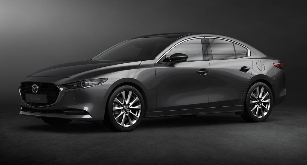 2021 Mazda 3 Sedan Specs