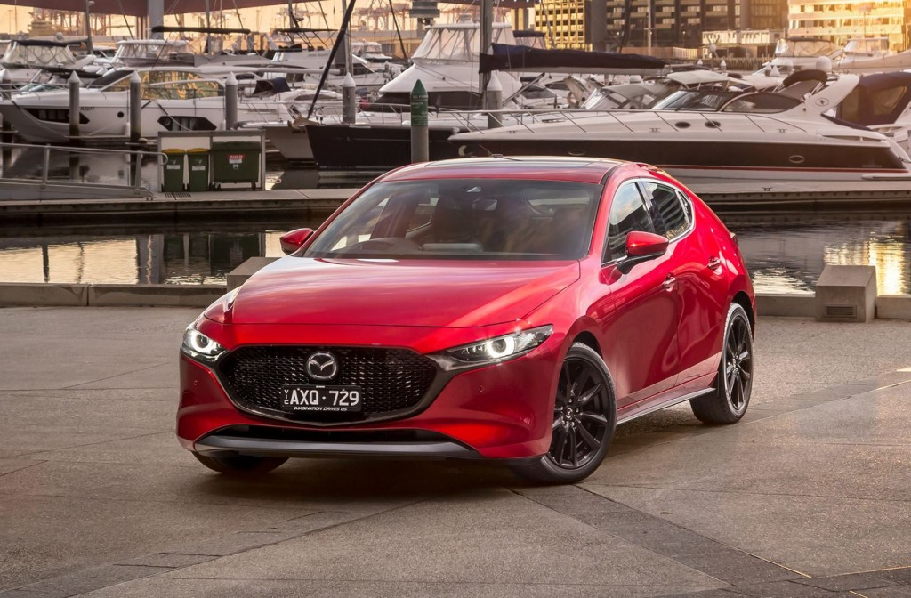 2021 Mazda 3 Specs