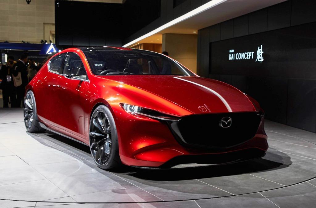 2021 Mazda 3 Wallpapers