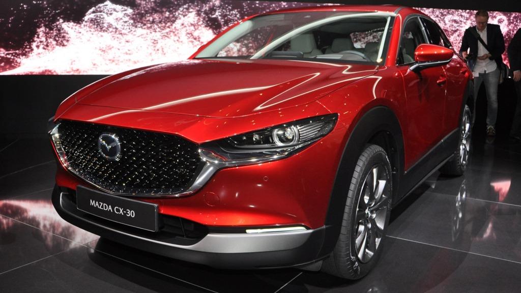 2021 Mazda CX3 Price