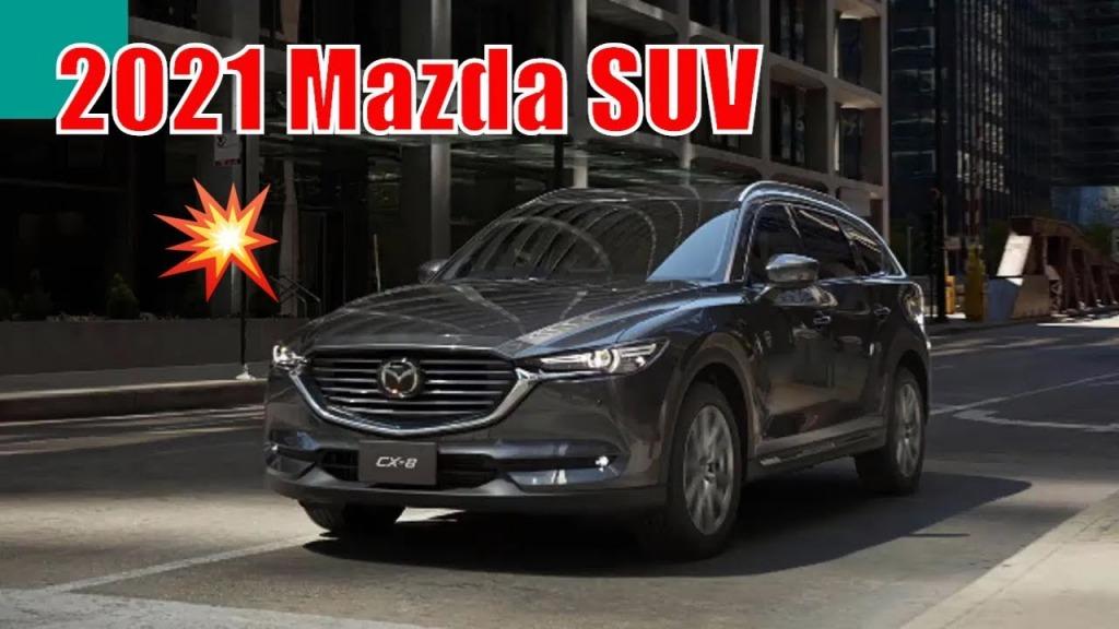 2021 Mazda Cx 5 Redesign