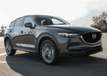 2021 Mazda CX5 Spy Shots