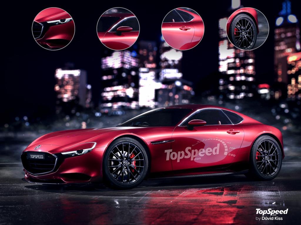 2021 Mazda RX7 Interior