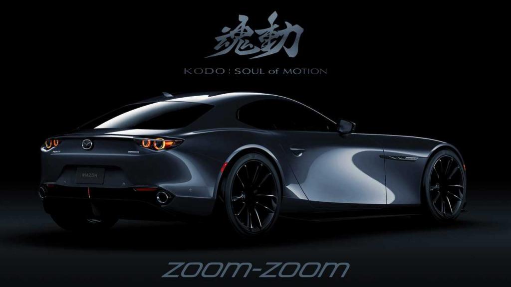 2021 Mazda RX7 Powertrain