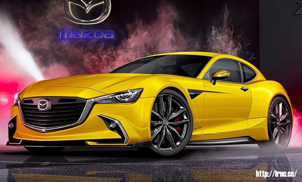 2021 Mazda RX7 Specs