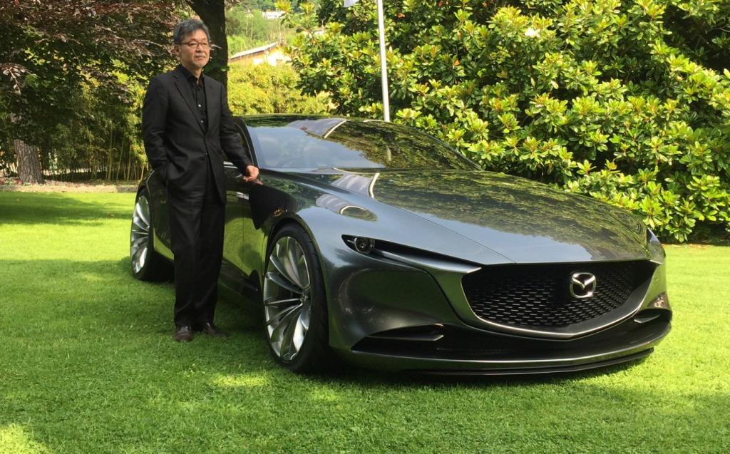 2021 Mazda RX7 Spy Shots