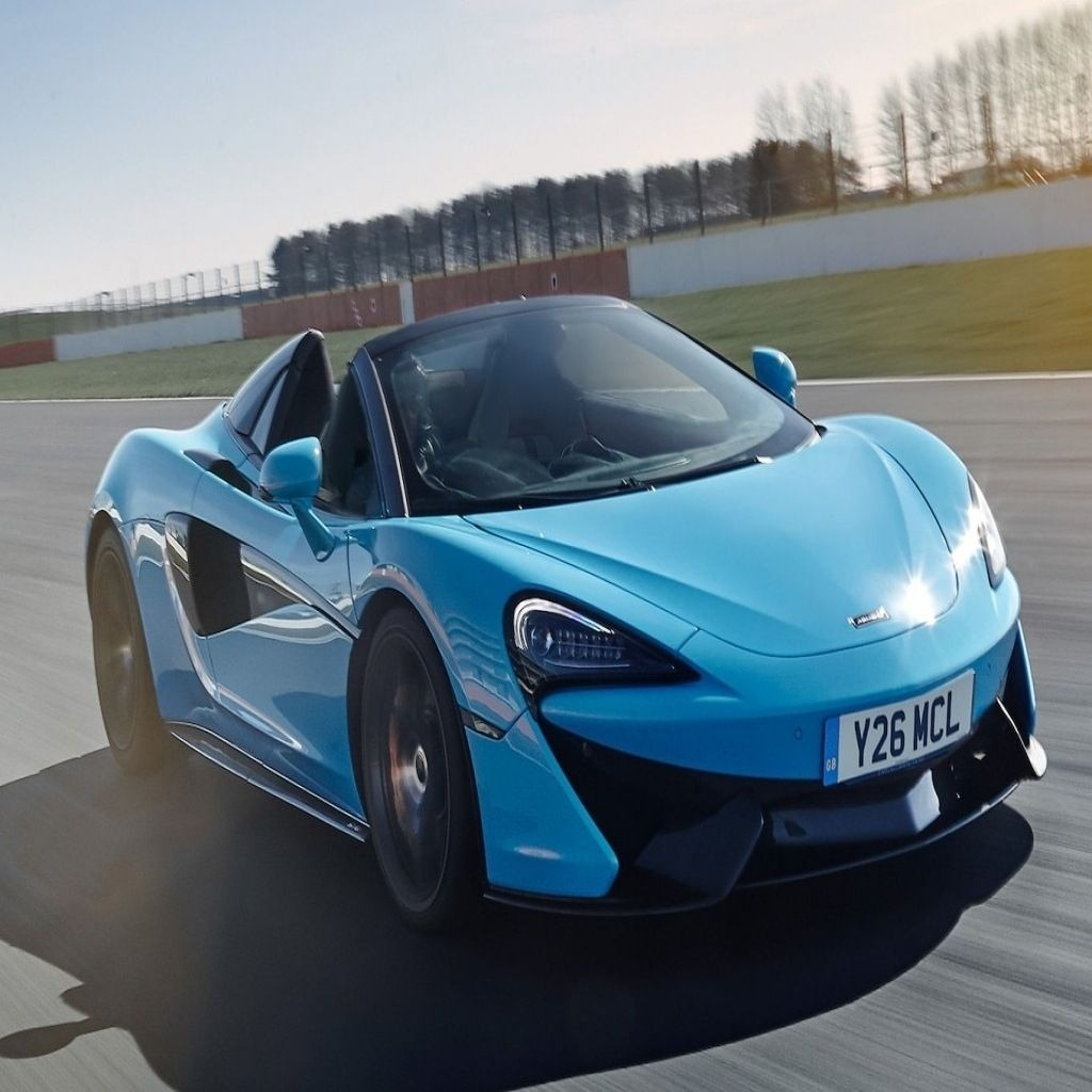 2021 McLaren 570S Coupe Specs
