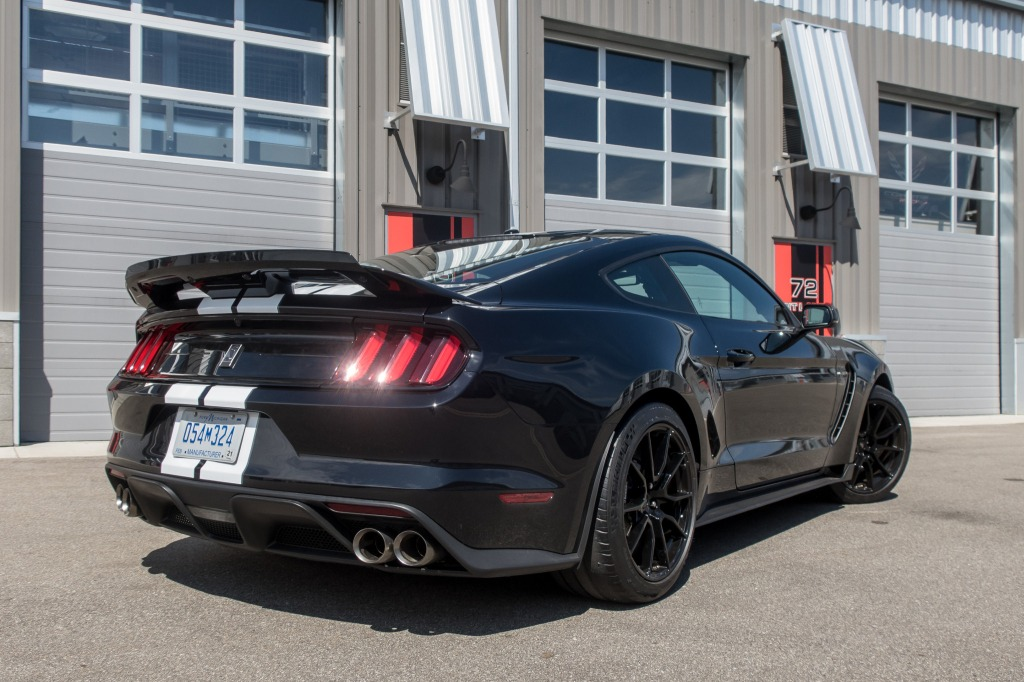 2021 Mustang Shelby Gt350 Spy Photos