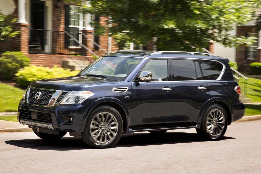 2021 nissan armada images | new cars zone
