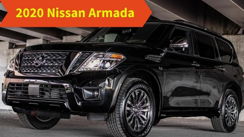 2021 Nissan Armada Price