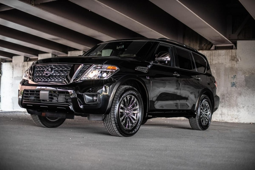 2021 nissan armada release date  new cars zone