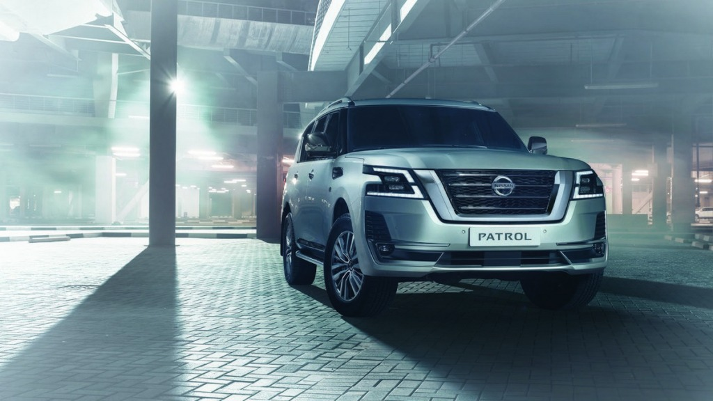 2021 Nissan Patrol Pictures