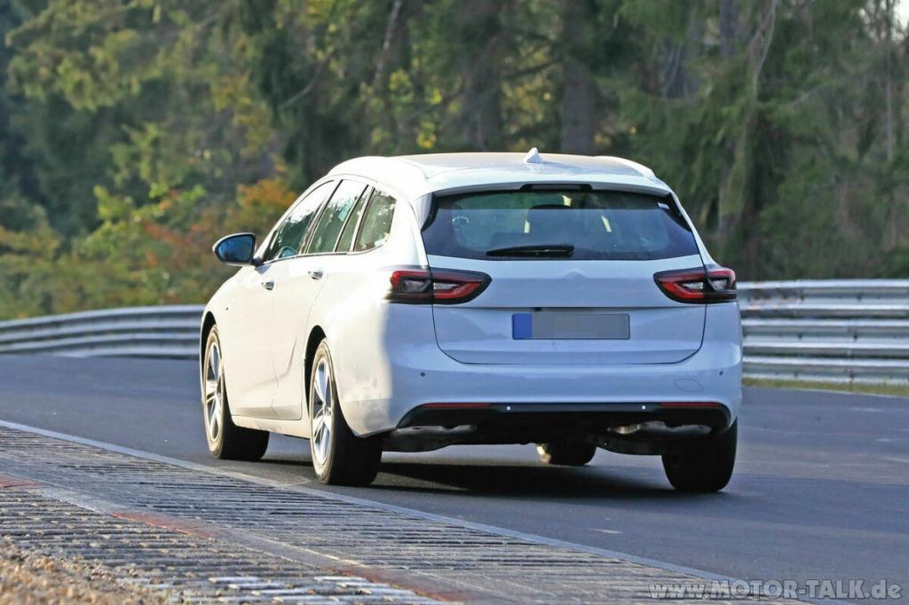 2021 Opel Insignia Drivetrain