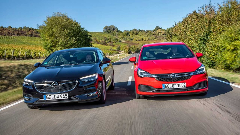 2021 Opel Insignia Engine