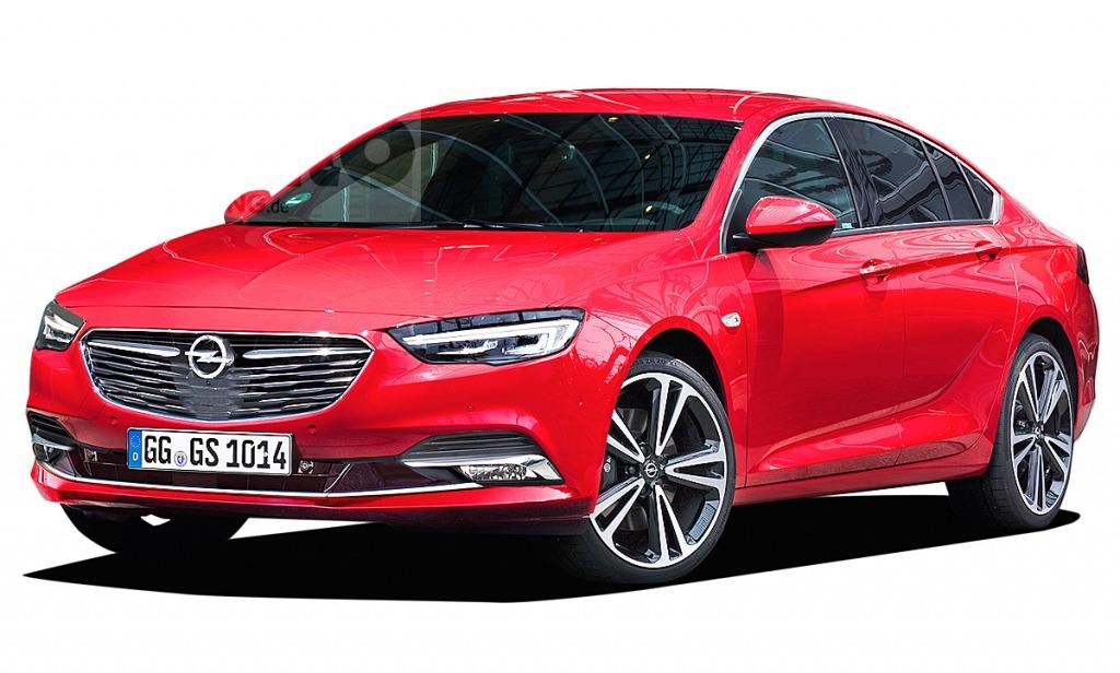 2021 Opel Insignia Price