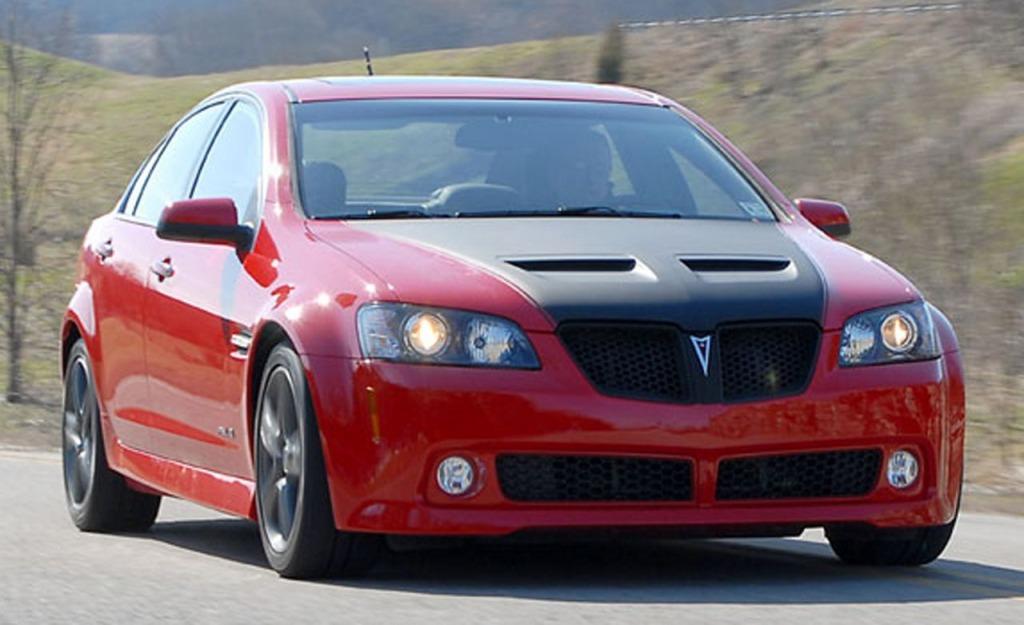 2021 Pontiac G8 Gt Drivetrain