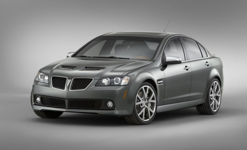 2021 Pontiac G8 Gt Engine