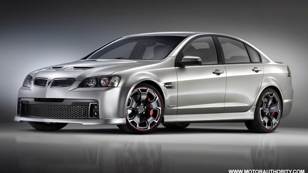 2021 Pontiac G8 Gt Wallpapers