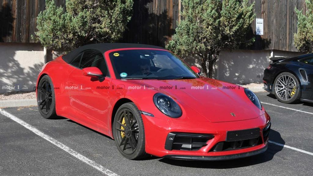 2021 Porsche 911 Redesign