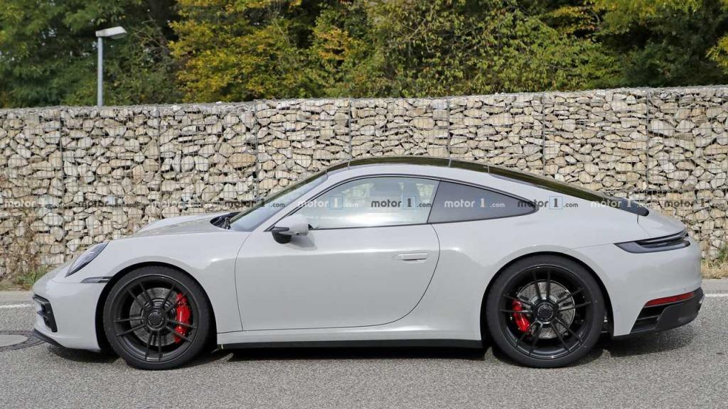 2021 Porsche 911 Release Date