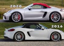 2021 Porsche Boxster Spyder Pictures