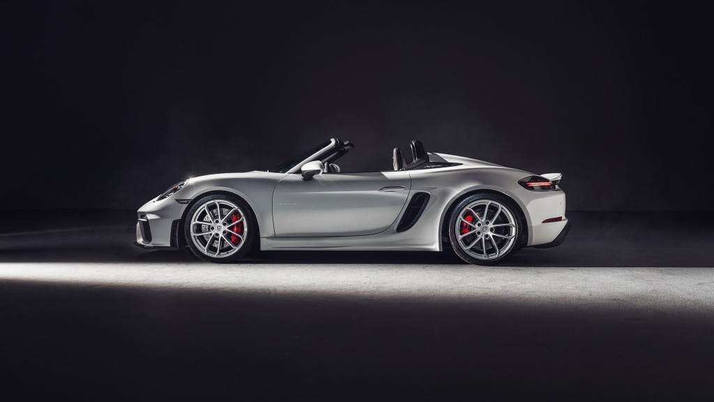 2021 Porsche Boxster Spyder Wallpapers