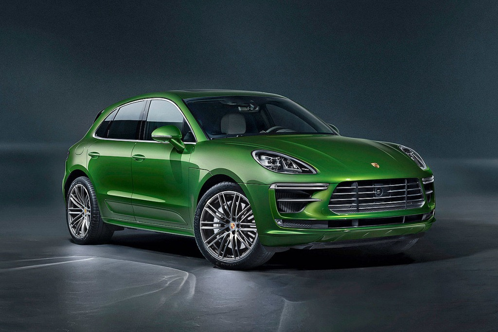 2021 porsche macan refresh specs pictures performance