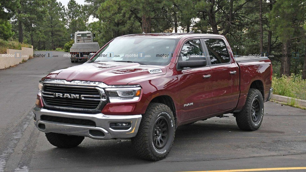 2021 Ramcharger Concept