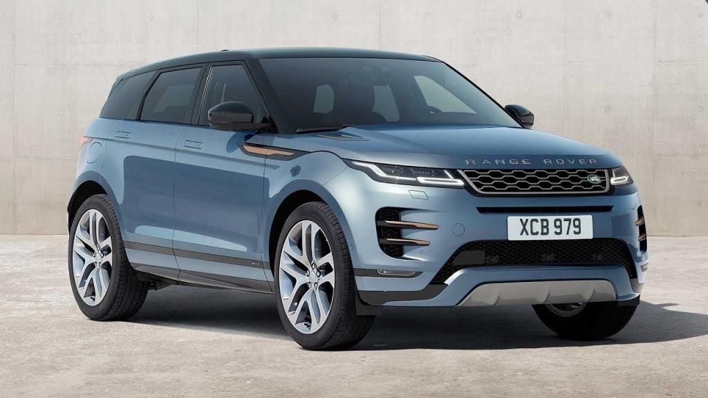 2021 Range Rover Evoque Exterior