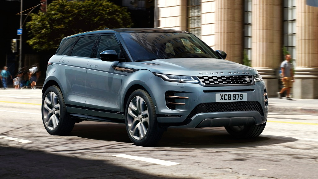 2021 Range Rover Evoque Images