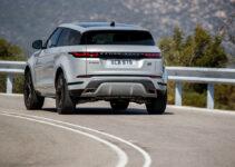 2021 Range Rover Evoque Pictures
