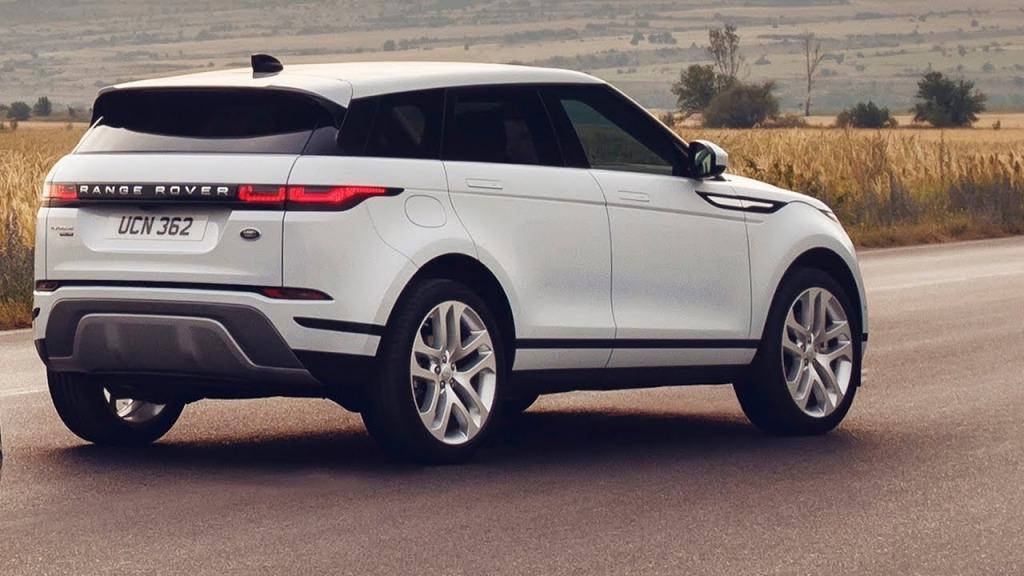 2021 range rover evoque release date  new cars zone