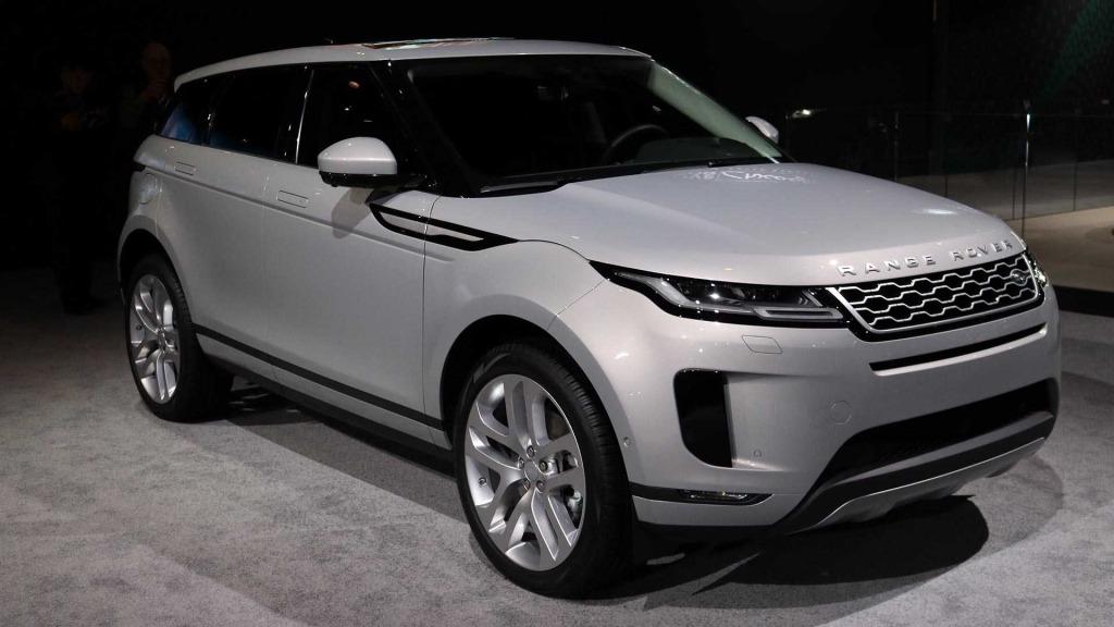 2021 range rover evoque wallpaper  new cars zone
