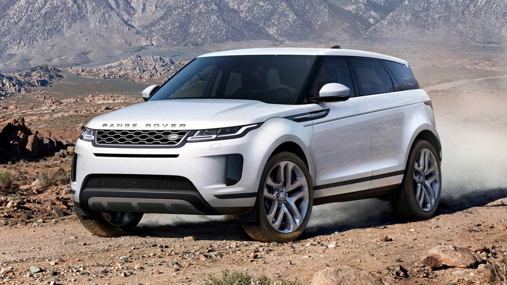 2021 Range Rover Evoque Wallpaper