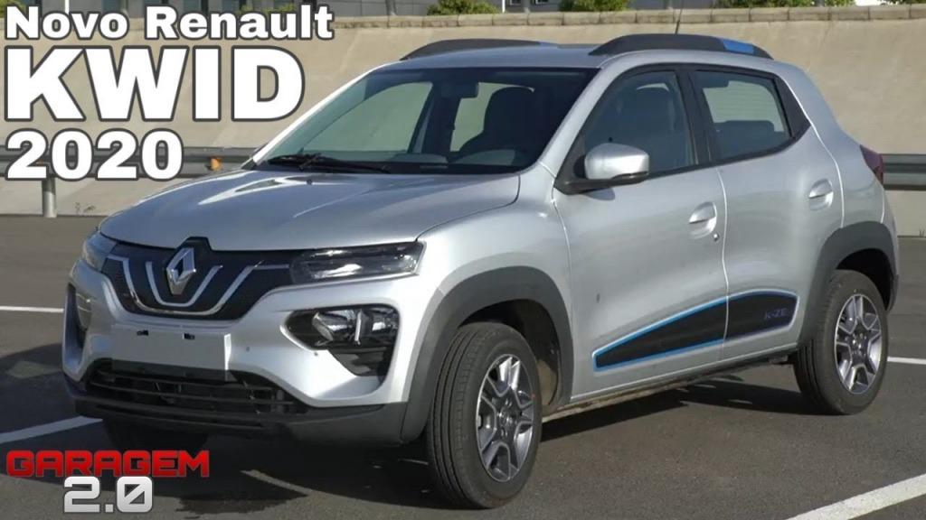 2021 Renault Kwid Interior