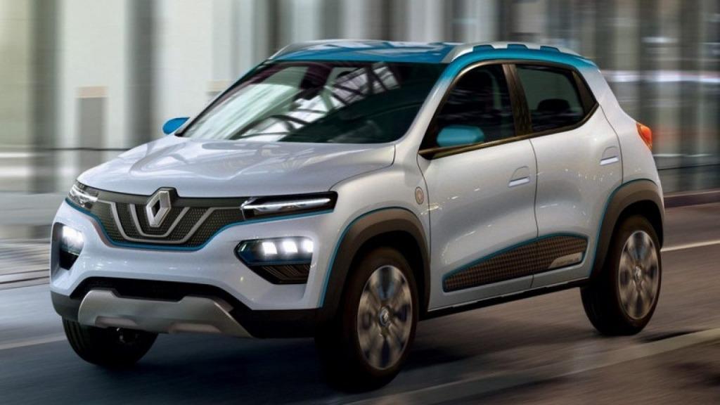 2021 Renault Kwid Redesign