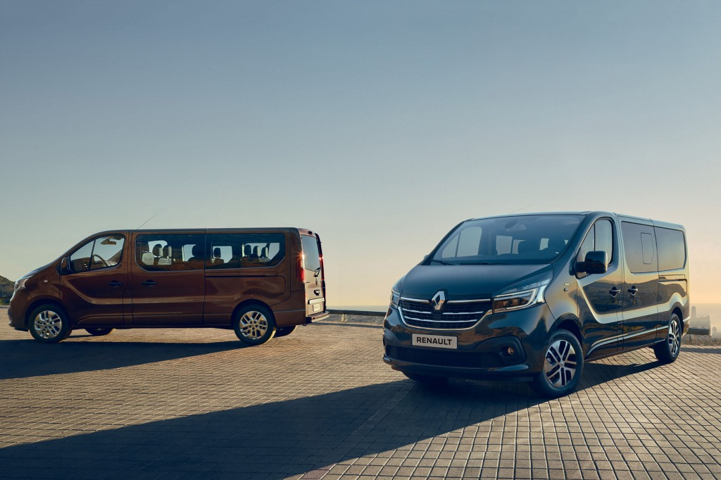 2021 Renault Trafic Concept