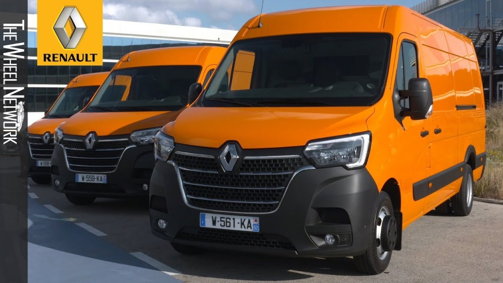 2021 Renault Trafic Pictures