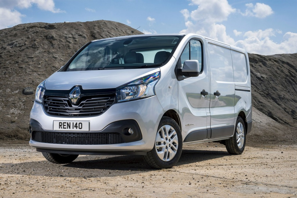 2021 Renault Trafic Redesign
