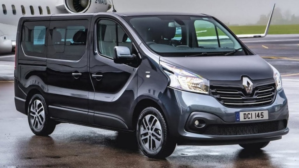 2021 Renault Trafic Release Date
