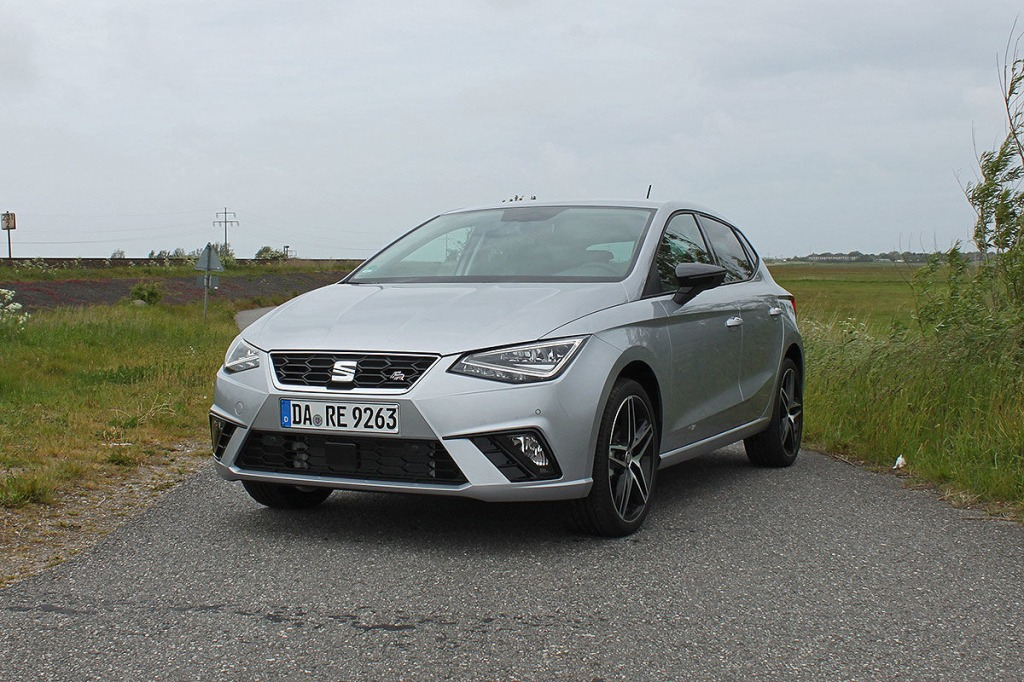 2021 Seat Ibiza Pictures