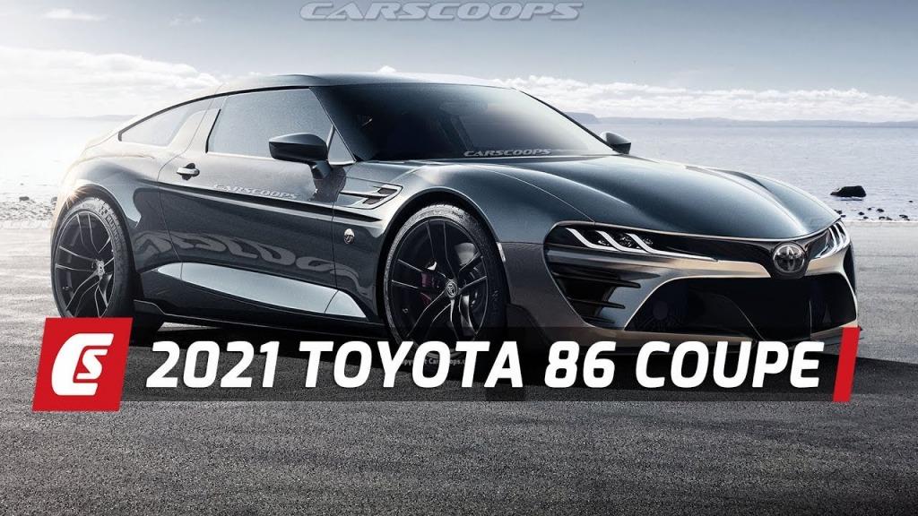 2021 Subaru BRZ Spy Photos