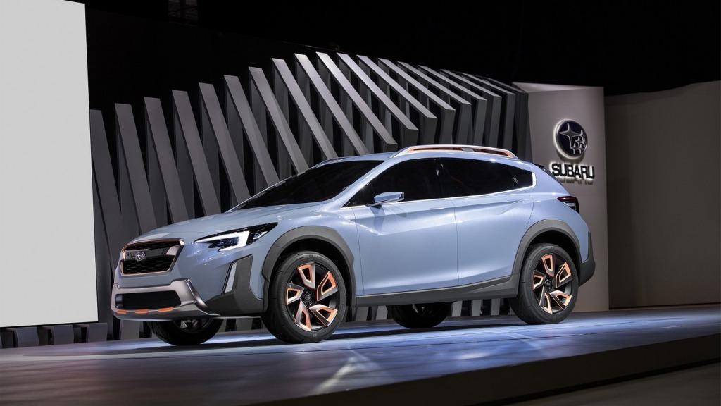 2021 Subaru Crosstrek Images