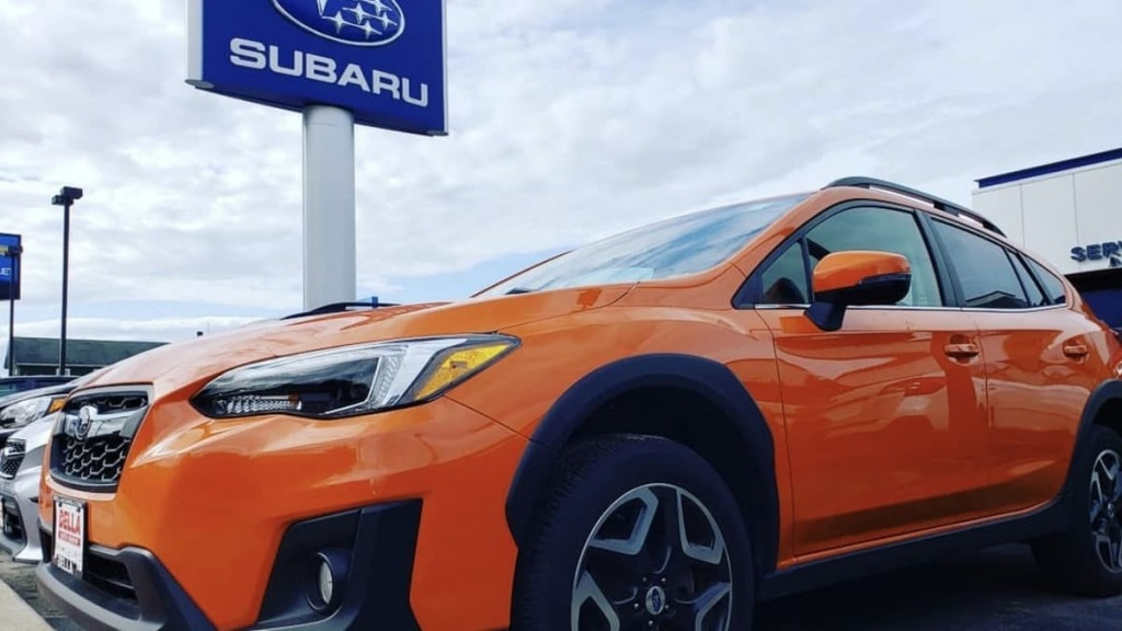 2021 Subaru Crosstrek Powertrain