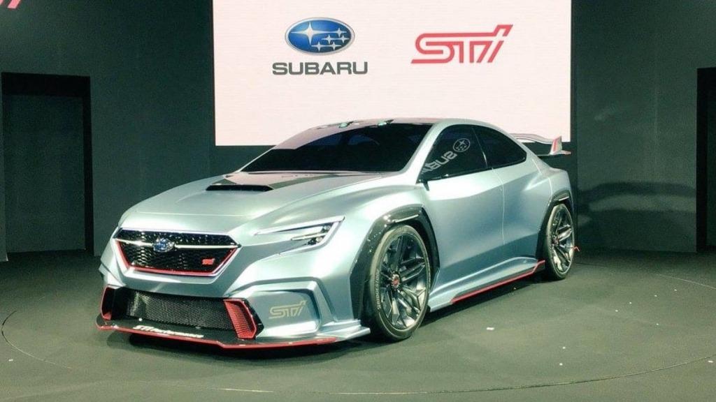 2021 Subaru Impreza Concept