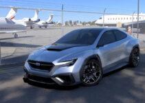 2021 Subaru Impreza Wallpaper