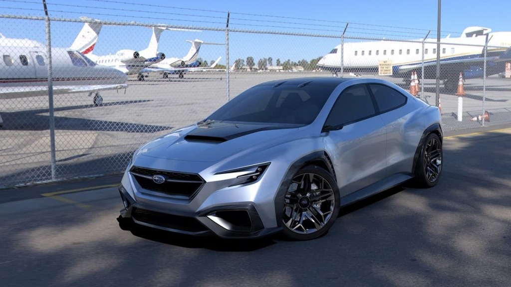 2021 Subaru Legacy Specs