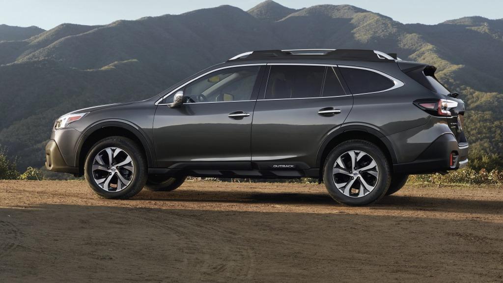 2021 Subaru Outback Powertrain