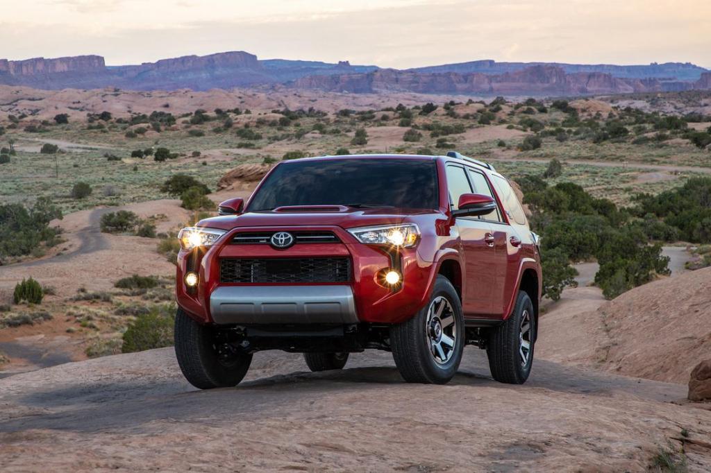 2021 Toyota 4Runner Concept